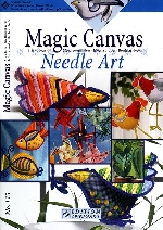 Zoom sur Album MAGIC CANEVAS 9614/603