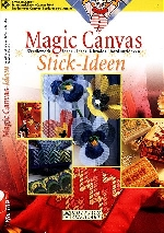 Zoom sur Album MAGIC CANEVAS 9614/602